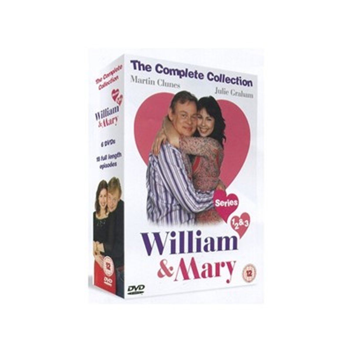 William & Mary - The Complete Collection (6xDVD)(Import)