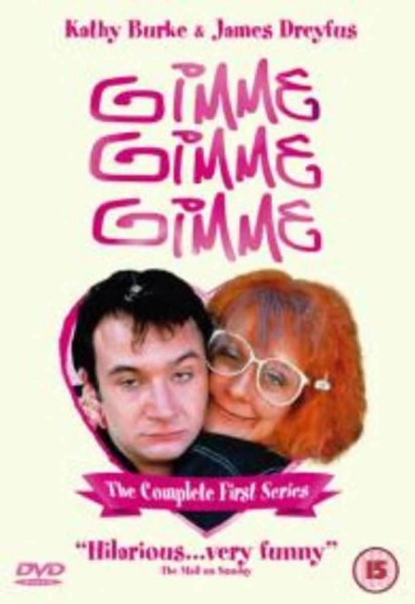 Gimme, Gimme, Gimme The Complete First Series (IMPORT)