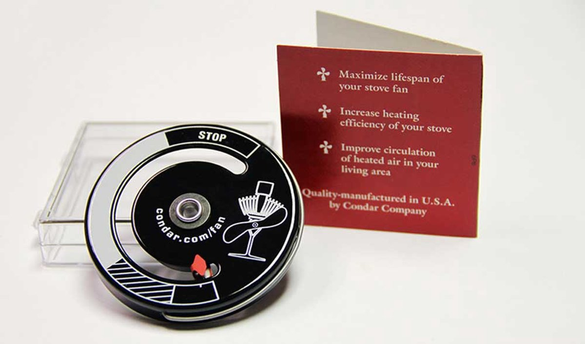 Ecofan ® Thermometer Condar / Fan thermometer