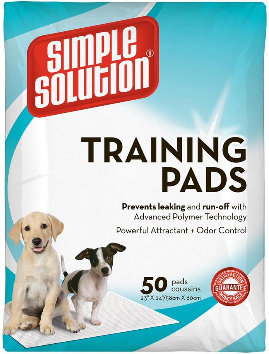 Simple Solution Training Pads 50 stuks - 58 x 60 cm