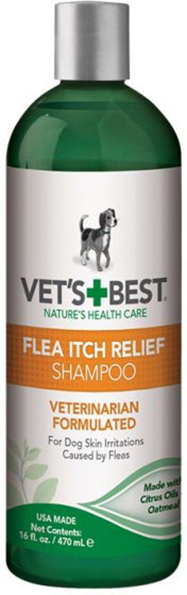 Vets best flea itch relief shampoo 470 ml