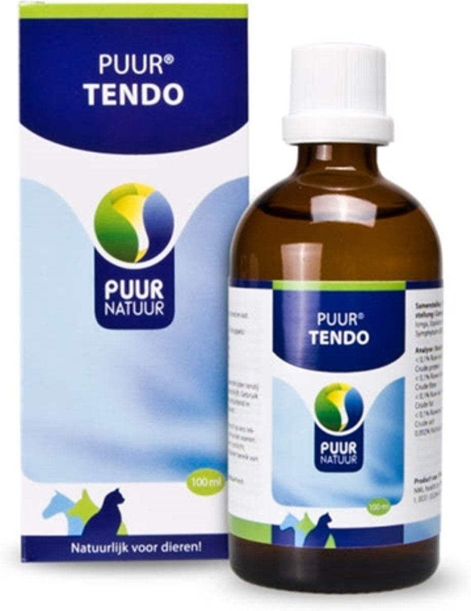 Puur Natuur Tendo (Pees) - 100 ML