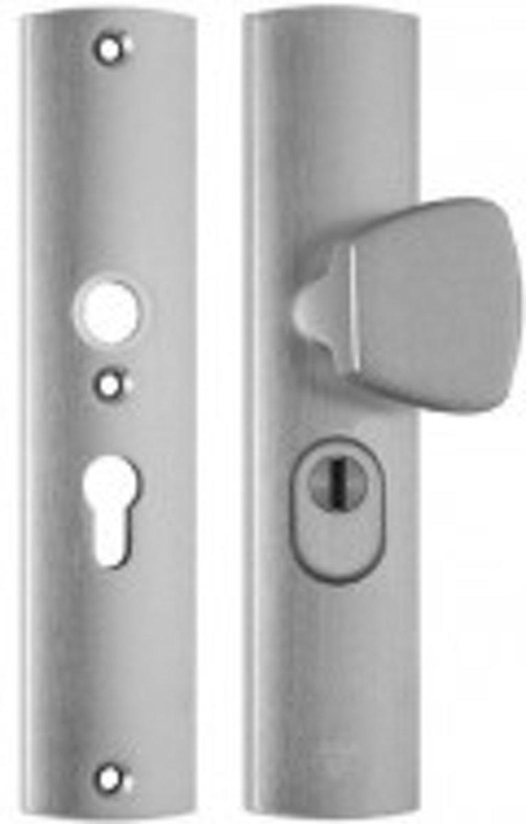Axa curve s-knop veiligheidsbeslag PC55 anti-kerntrek