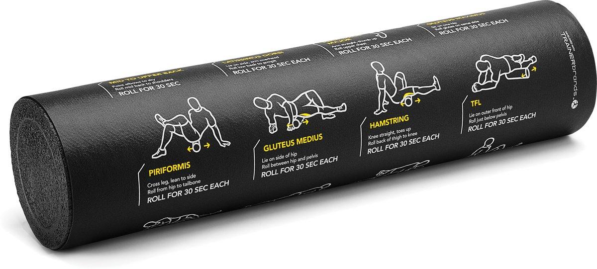 SKLZ Sport Performance - Trainingsroller - Inclusief Oefeningen