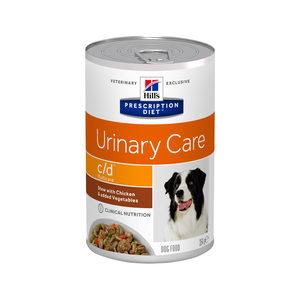 Hill's c/d Multicare Stoofpotje - Prescription Diet - Canine - 12 x 354 g