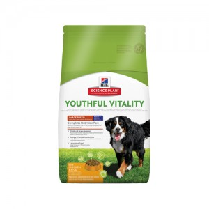 Hill's Science Plan - Canine - Mature - Youthful Vitality - Large - 2.5 kg