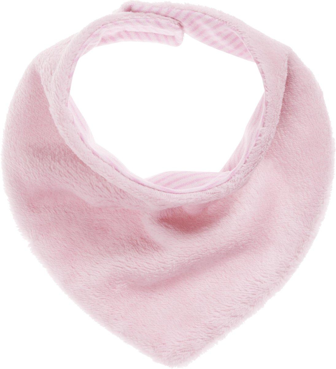 Playshoes Fleece sjaal driehoek kinderen - Lichtroze - maat Onesize