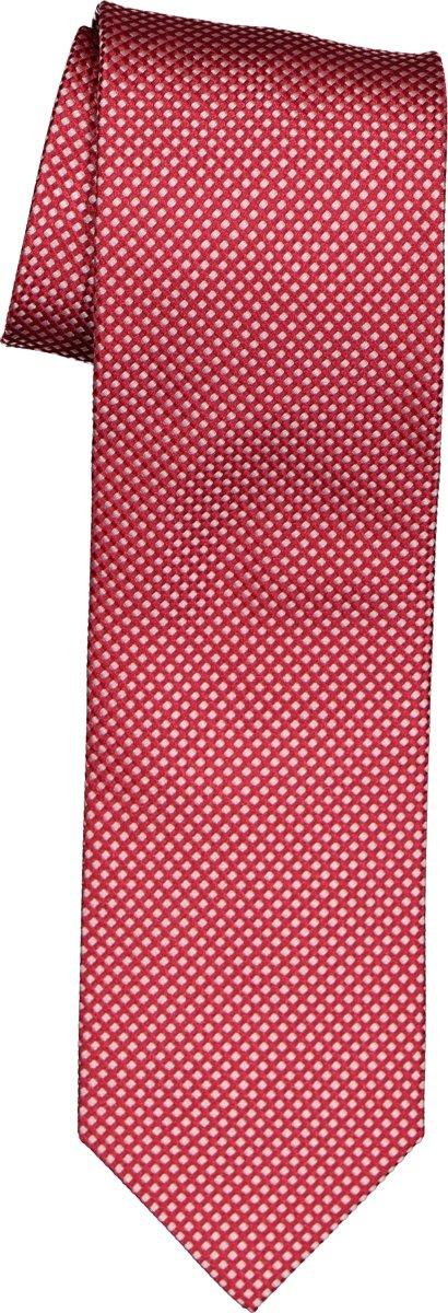 OLYMP stropdas - rood motief