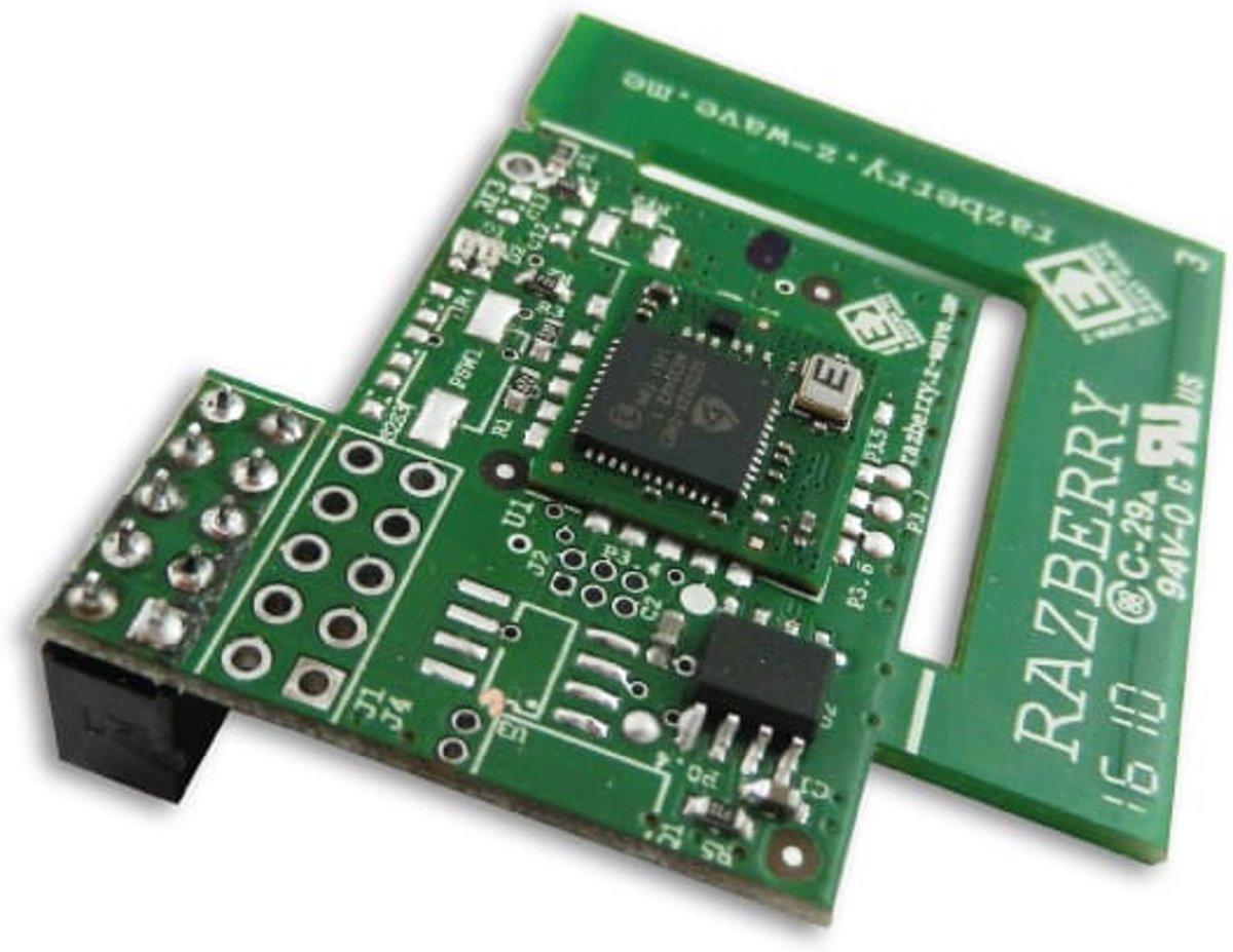 RaZberry2 EU Z-Wave Plug