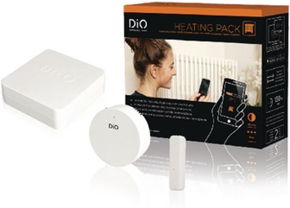 Smart Central Heating Set 433 MHz / 868 MHz