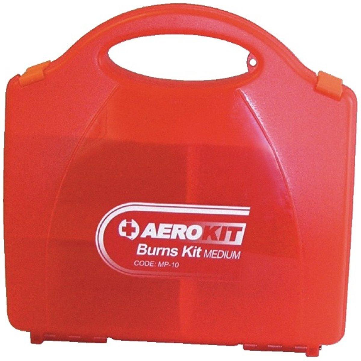 Aeroburn brandwondenset medium