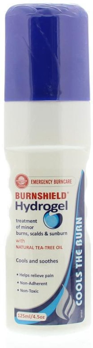 Burnshield Gel - 125 ml - Brandwondengel