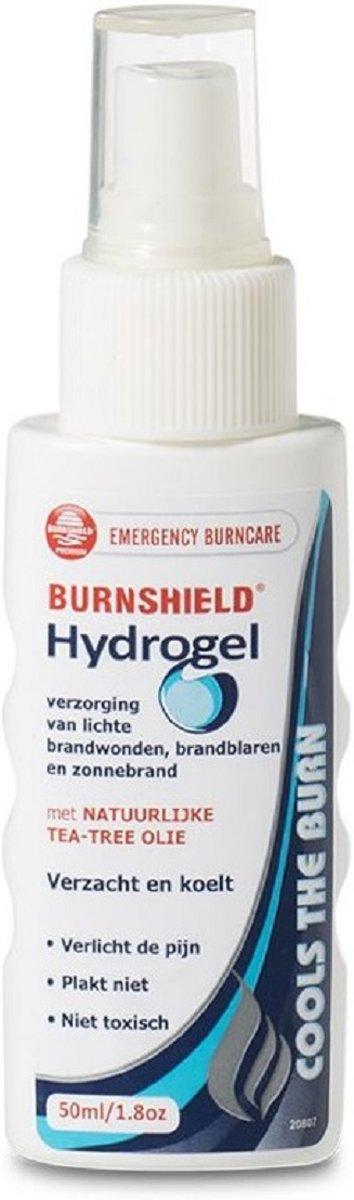 Burnshield Hydrogel Spray (50ml)