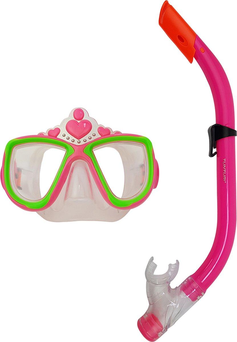Tunturi Kinder Snorkelset Prinses - Roze
