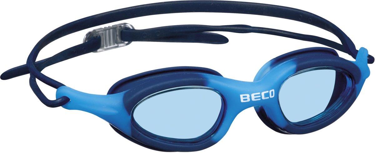 BECO kinder zwembril Biarritz - donker blauw/blauw