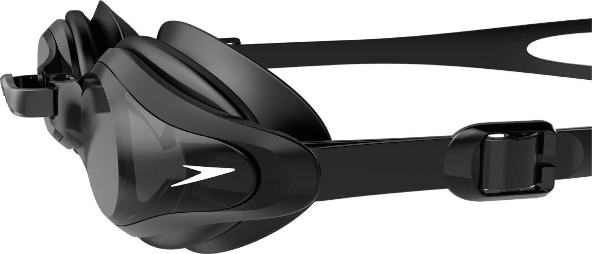 Speedo Mariner Supreme Unisex Zwembril - Zwart - Maat One Size