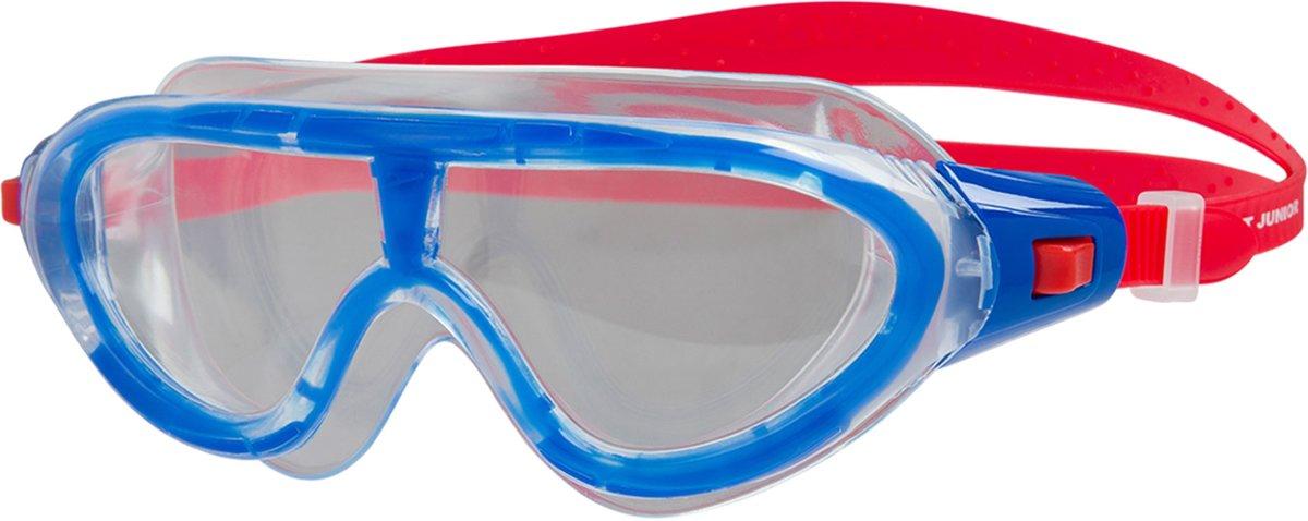 Speedo ZwembrilKinderen - rood/blauw