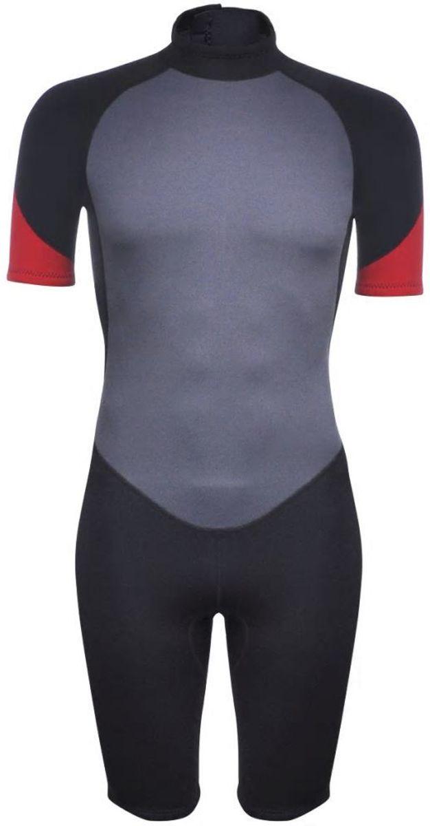 Heren Shorty Wetsuit 175-180 cm Large - Duikpak - Zwempak - Wet Suit