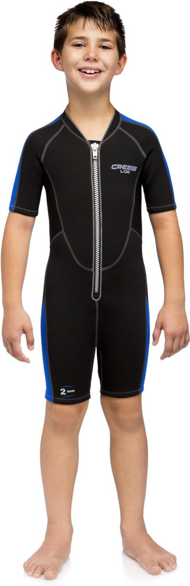 Shorty Cressi Lido Junior wetsuit 2mm XS
