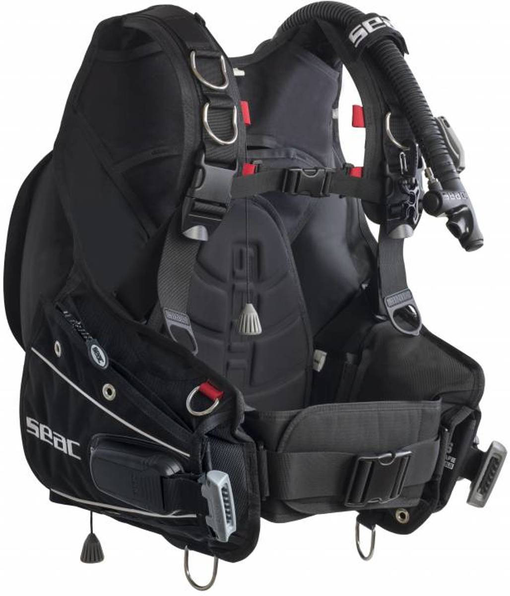 Seac Pro 2000 HD Limited Edition Trimvest - maat XL