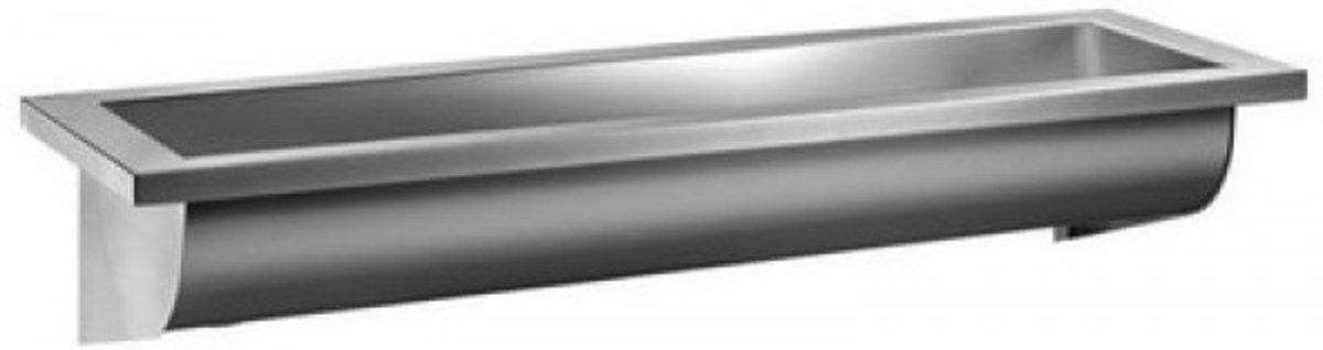 RVS Wasgoot 1200 x 400 x 180 mm