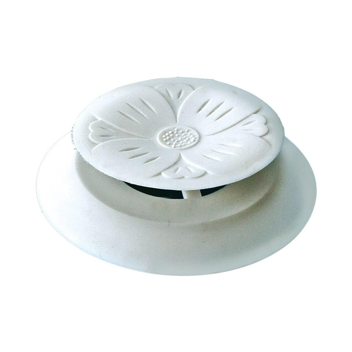 ComfortTrends Gootsteenstopper Afvoerstopper 2 stuks - Past in alle standaard baden en spoelbakken.