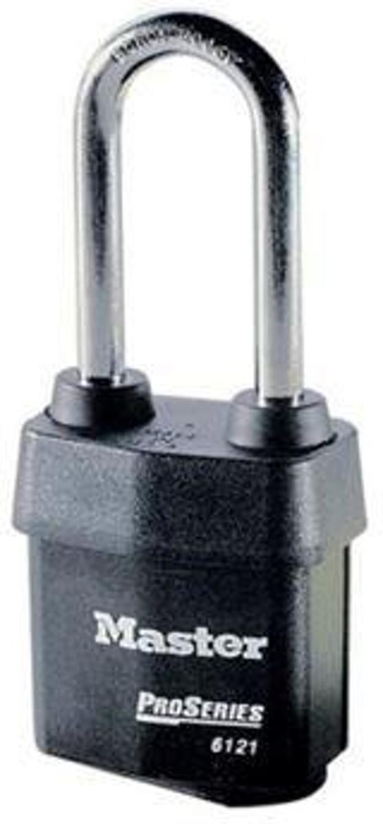 MasterLock hangslot maximale veiligheid en lange beugel 54mm, 6121EURDLJ