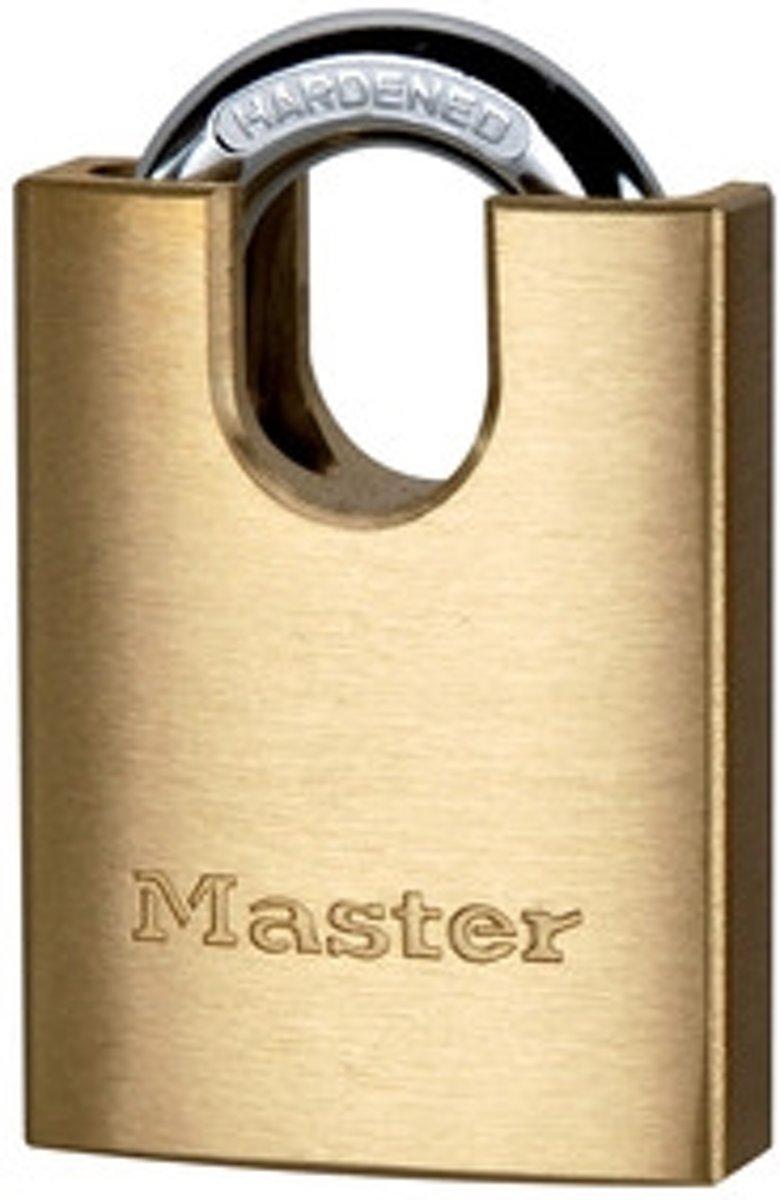 MasterLock messing hangslot 40mm x 6mm 2240EURD