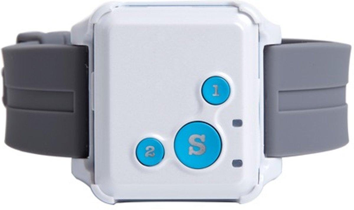 GPS tracker & communicator - Blauw