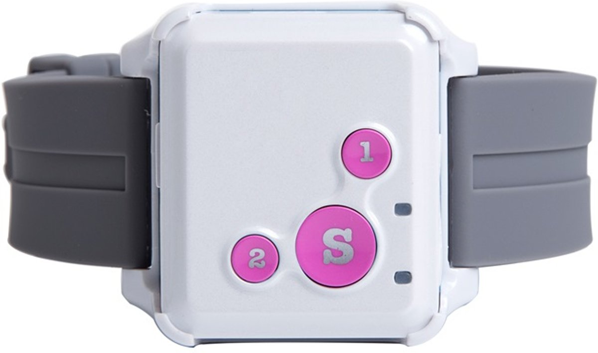 GPS tracker & communicator - Roze