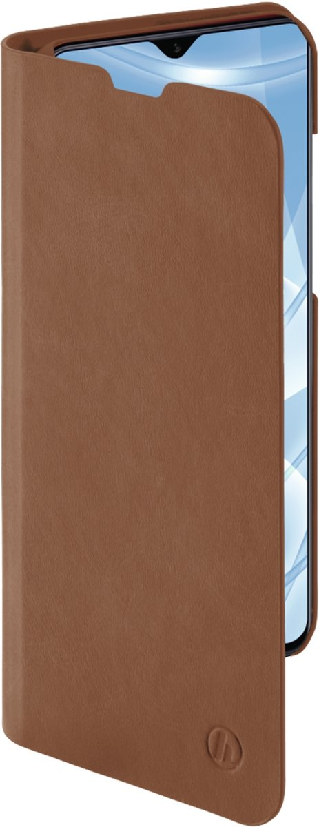Guard Booktype Samsung Galaxy A70 hoesje - Donkerbruin