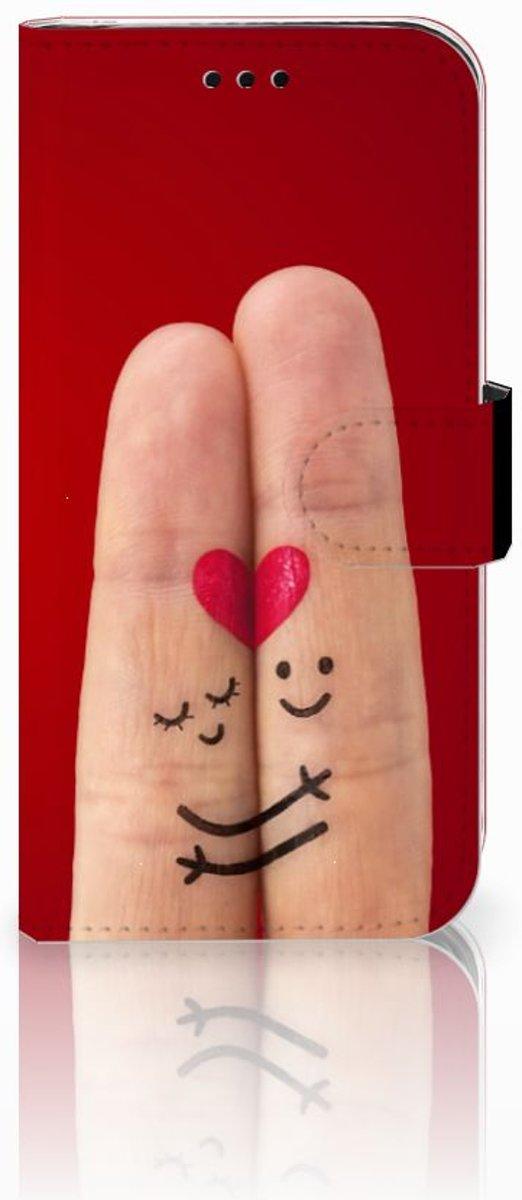 Samsung Galaxy J3 2017 Uniek Boekhoesje Liefde