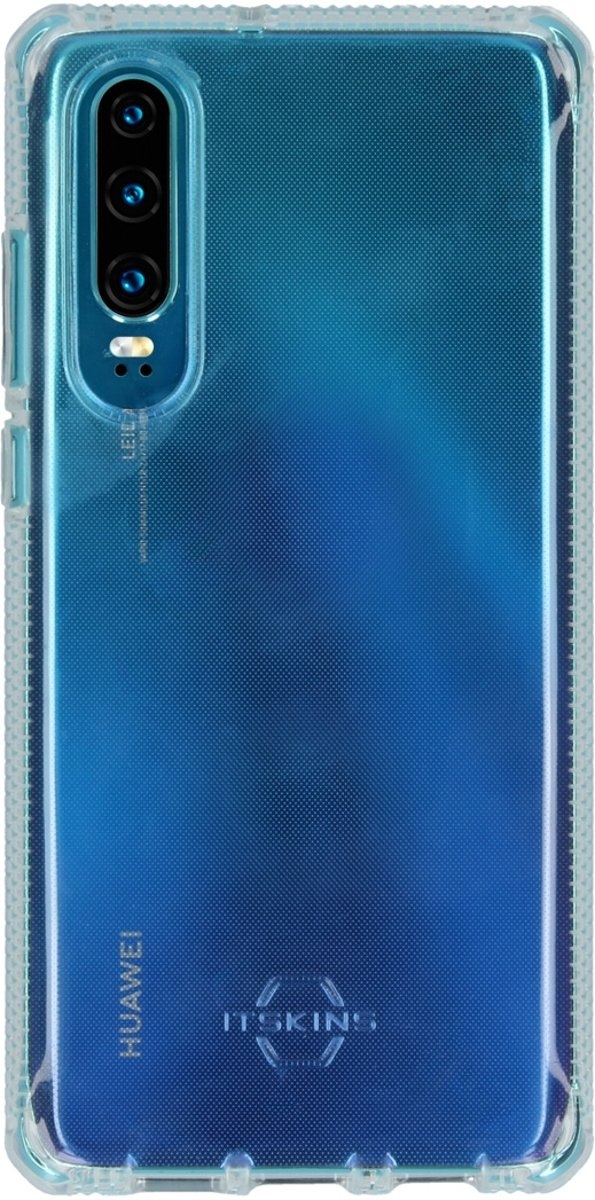 ITSkins Level 2 Spectrum cover - Transparant - voor Huawei P30