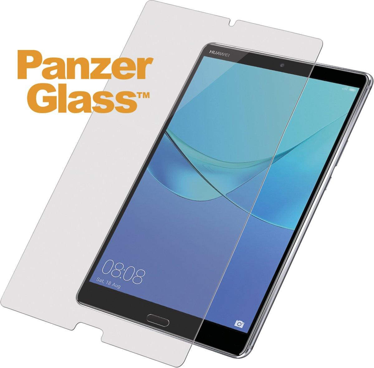 Screenprotector voor Huawei MediaPad M5 8.4 inch - Transparant
