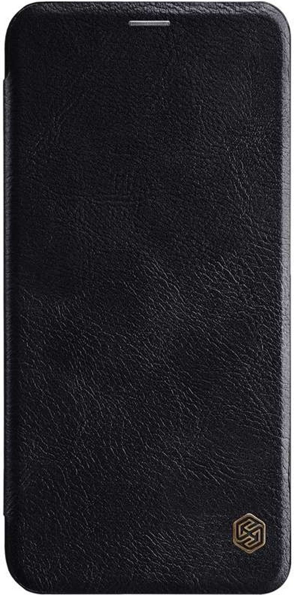 Nillkin Qin Series PU Leather Case Huawei Mate 20 Lite - Black