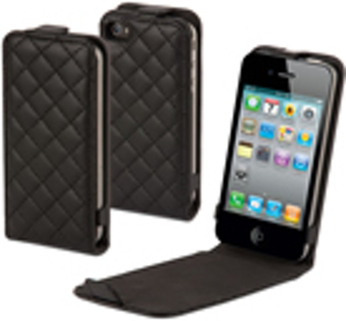 Muvit iphone4 / 4s case padded slim back
