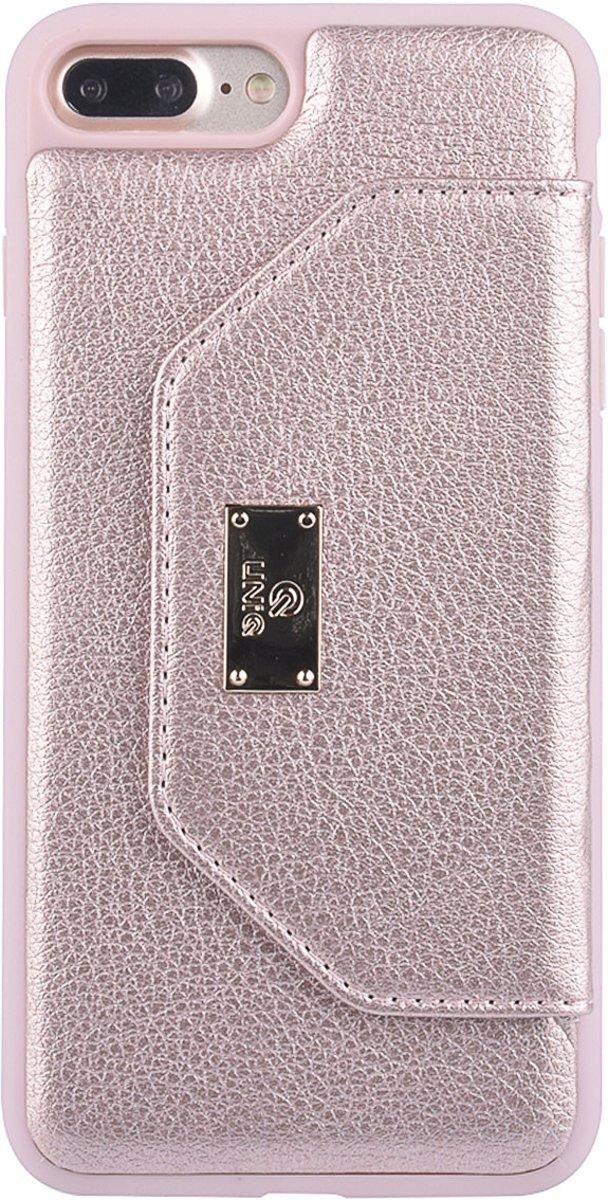 Backcover hoesje voor Apple iPhone 7 Plus; Apple iPhone 8 Plus - Roze