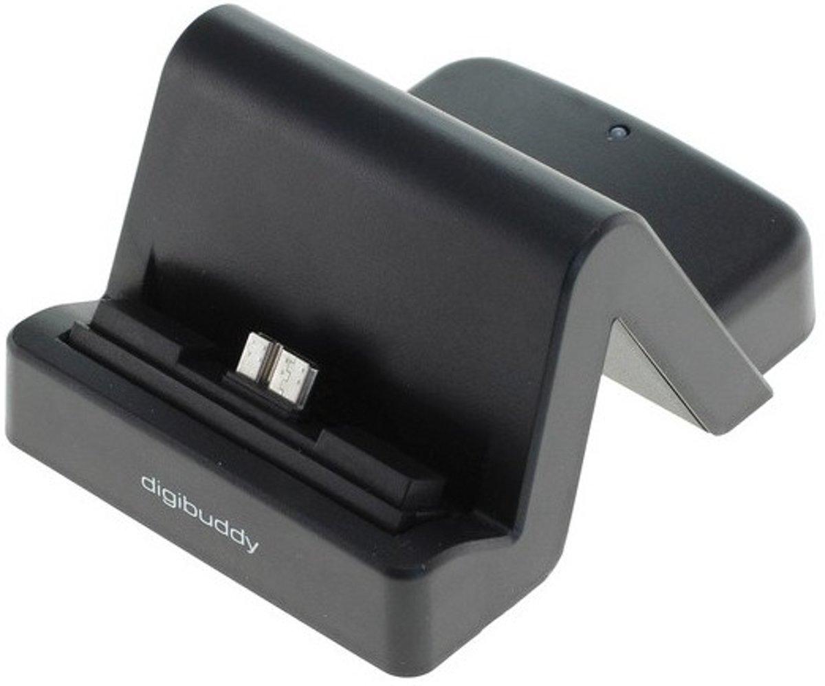 Micro USB 3.0 docking station Zwart