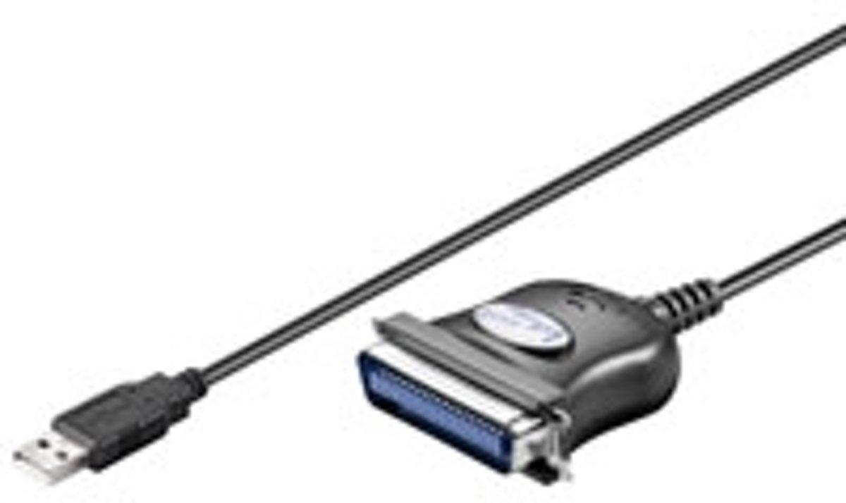 Wentronic USB / parallel converter