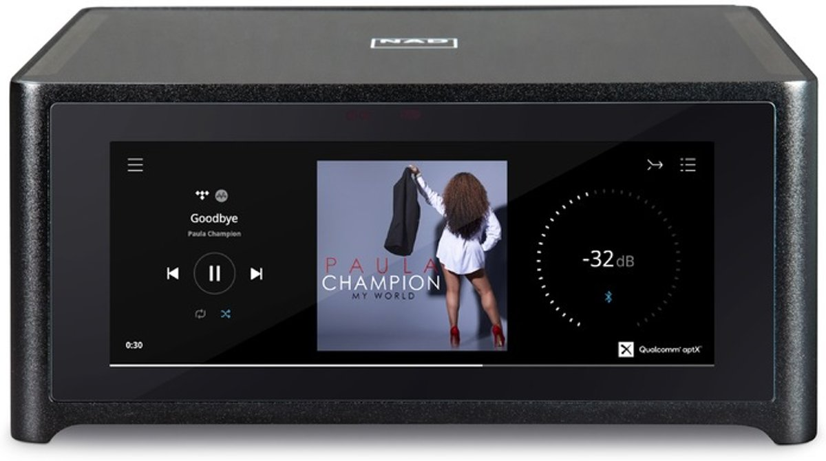 NAD M10 Compact all-in-one versterker/receiver