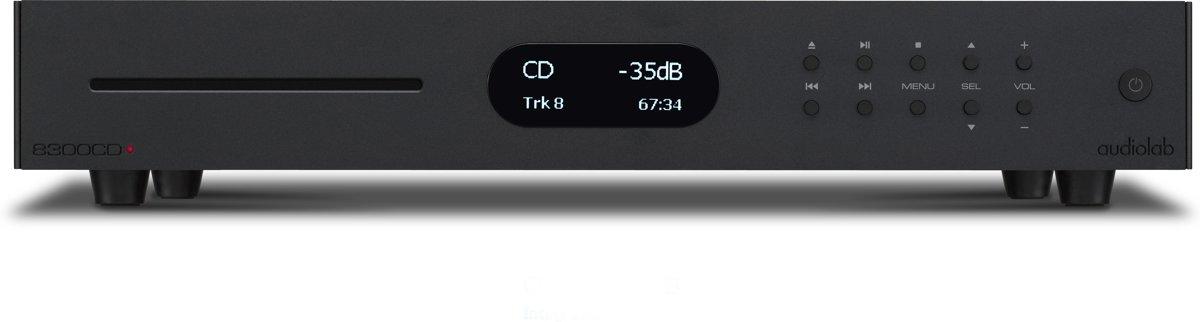 Audiolab 8300CD CD Speler - Zwart