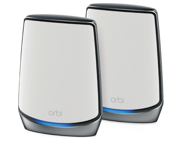 Netgear ORBI RBK852 (AX6000) Wifi 6 system