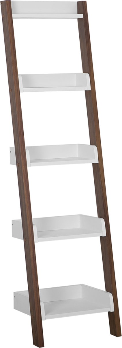 Beliani MOBILE DUO - Boekenkast - Wit - MDF