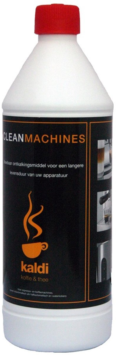 Kaldi CleanMachines - Koffiemachineontkalker
