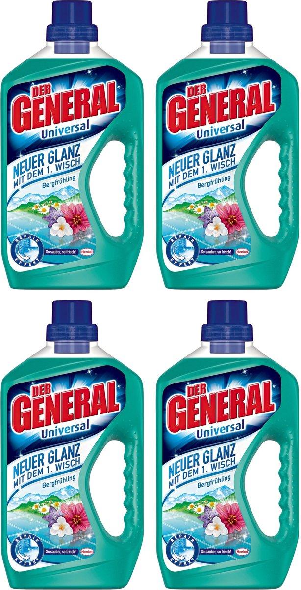 De Generaal Allesreiniger Lente In De Bergen 750 ml