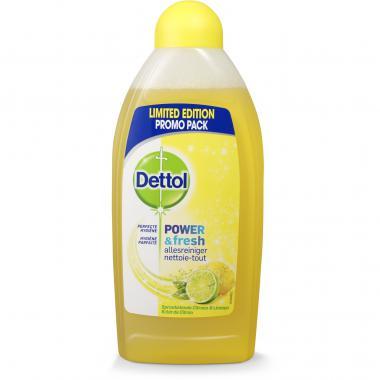 Dettol Power & Fresh citroen allesreiniger - 500 ml