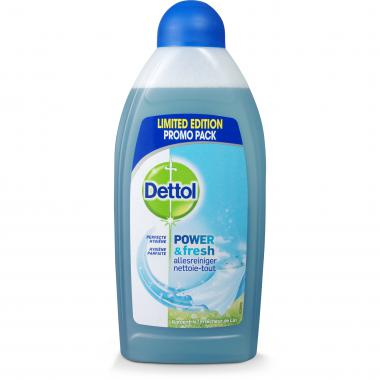 Dettol Power & Fresh katoen allesreiniger - 500 ml