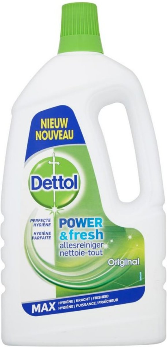 Dettol Power And Fresh Allesreiniger 1,5ltr