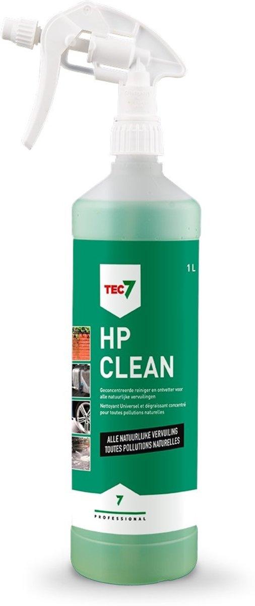 Tec7 allesreiniger - HP7 - 1 liter flacon