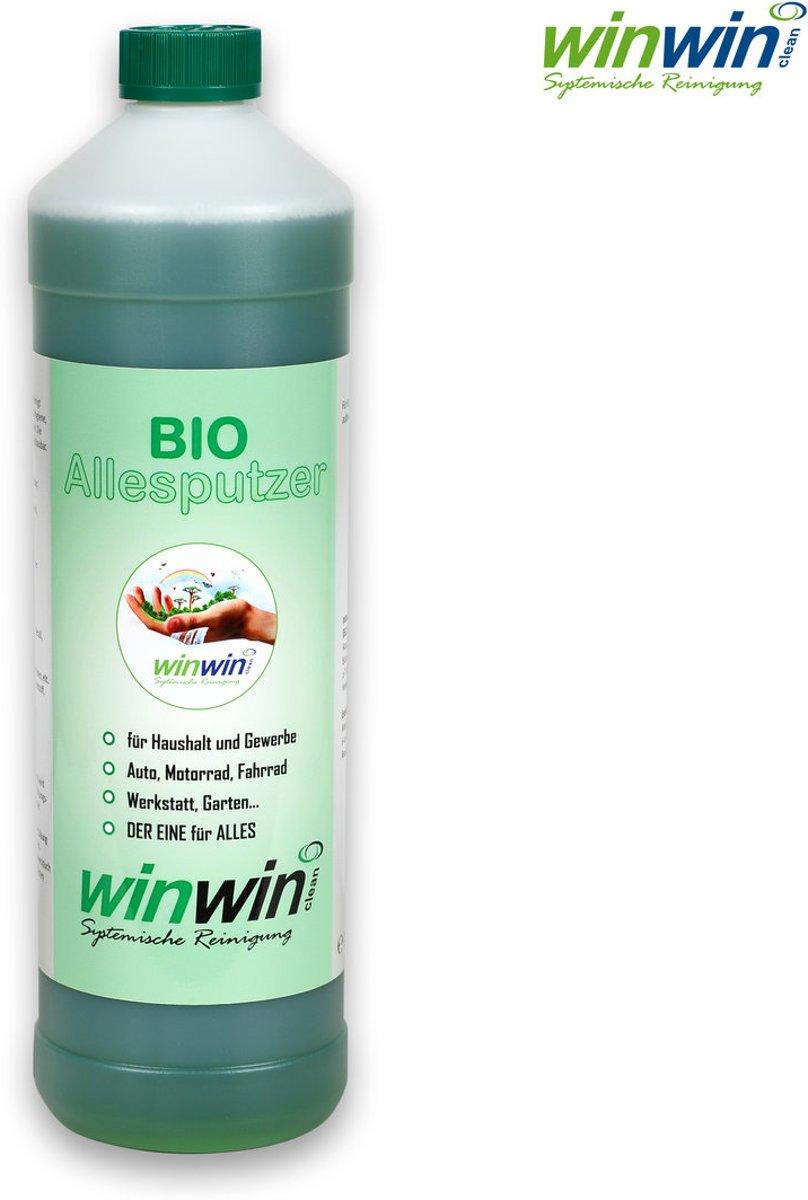 winwinCLEAN Allesputzer 1000 ML, alleskunner, allesreiniger, 100% biologisch